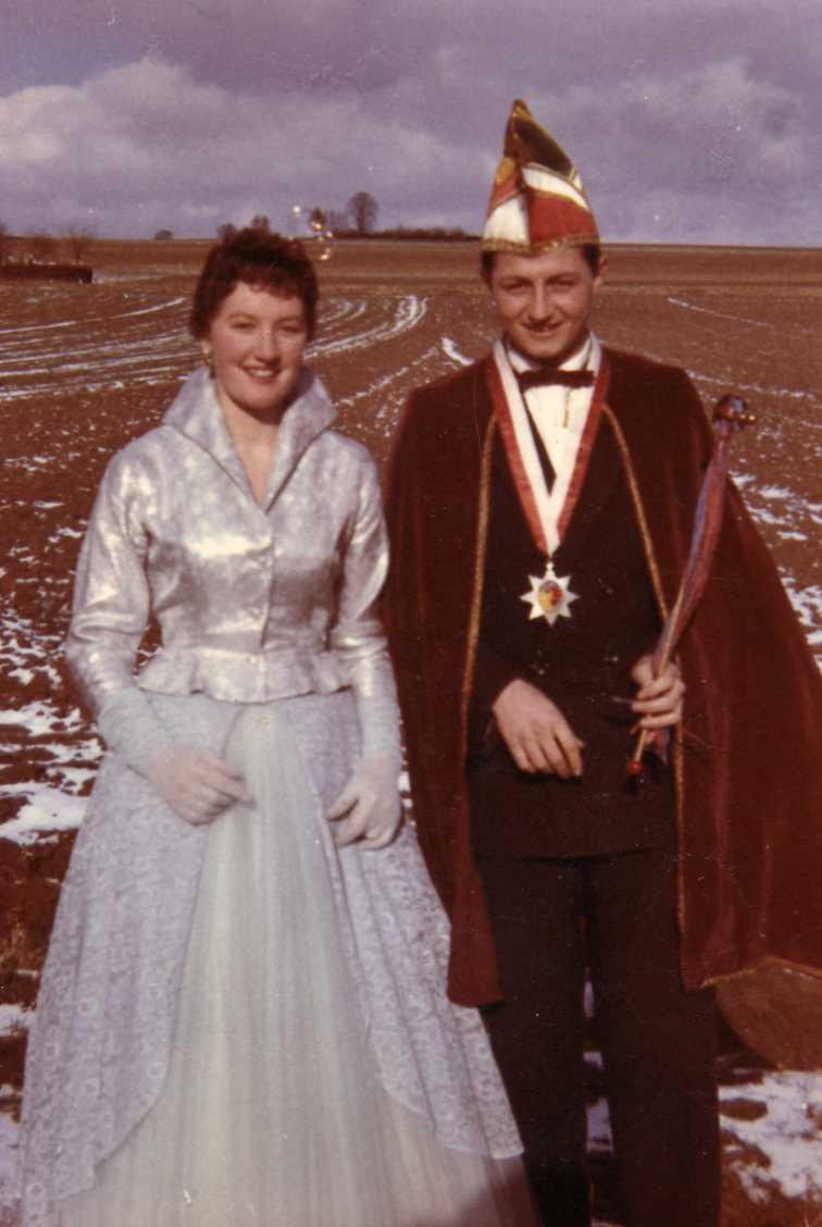 Irene I. und Michl I.
