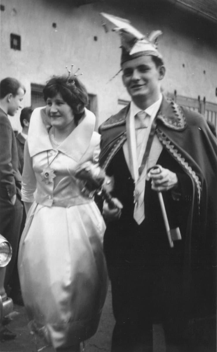 Maria II. und Hans II.