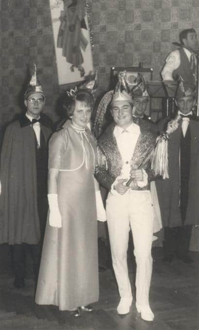 Betty I. und Josef II.