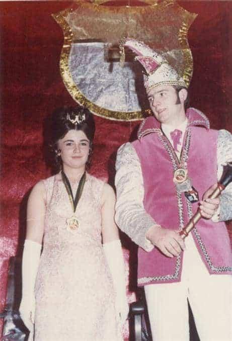 Margret I. und Michael III.