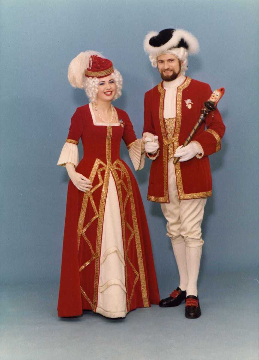 Christine I. und Simon I.