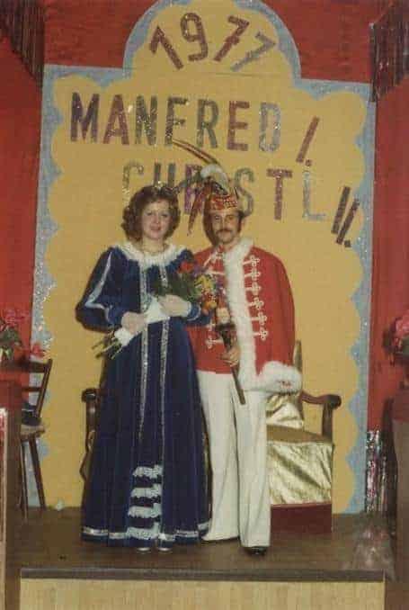 Christl II. und Manfred I.