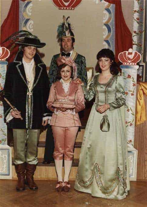 Annemarie I. und Ernst III.