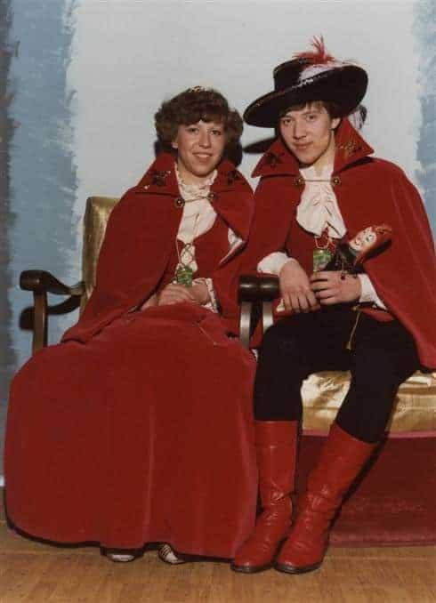 Marlene I. und Georg III.