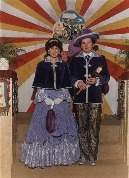 Annemarie II. und Jakl I.