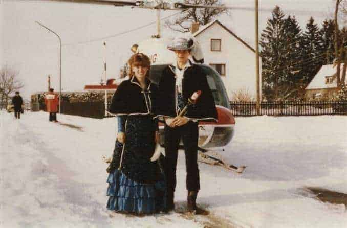 Andy II. und Marille I.