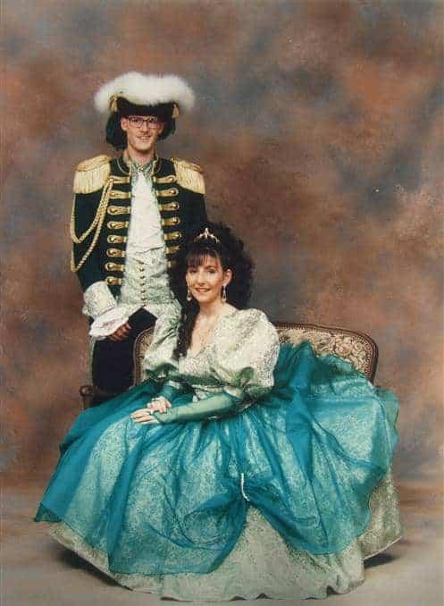Elisabeth I. und Christian I.