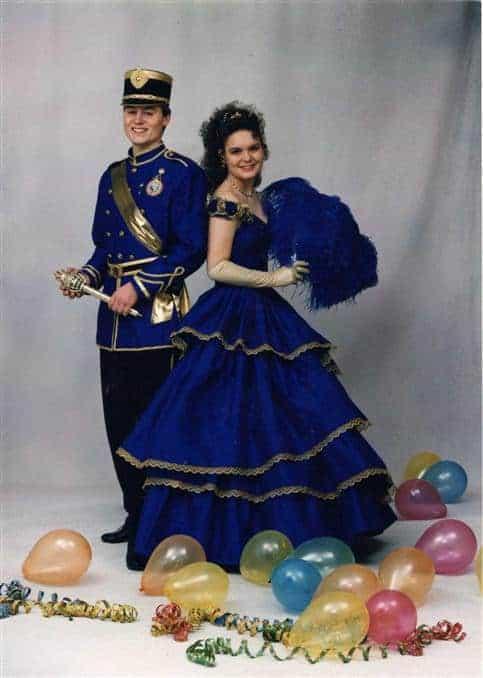Sonja I. und Christian III.
