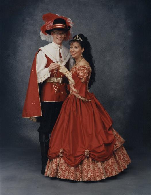 Sonja II. und Christian IV.