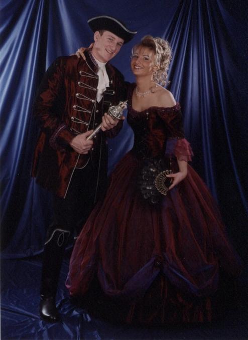Daniela II. und Sepp IV.