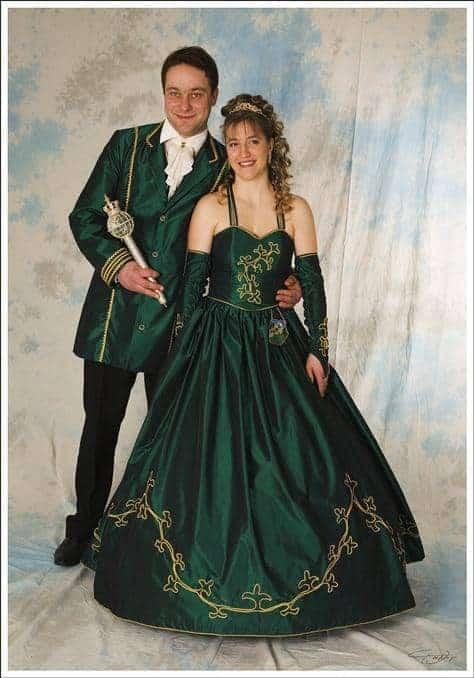 Regina I. und Thomas I.