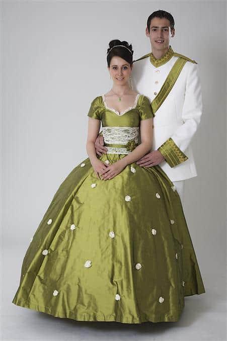 Margarethe II. und Georg IV.