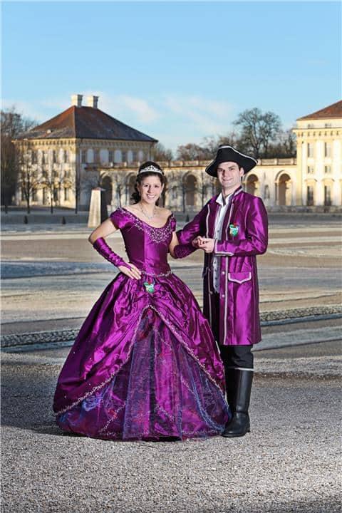 Maria III. und Matthias II.